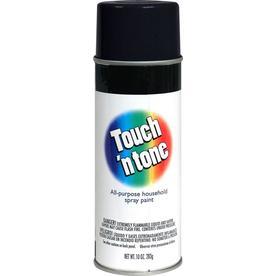 Rust-Oleum Black Indoor/Outdoor Spray Paint