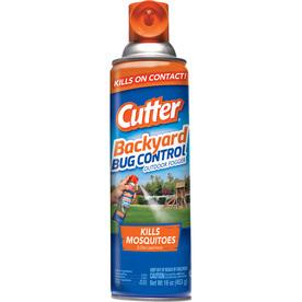 Cutter 16-oz Backyard Bug Control Outdoor Fogger