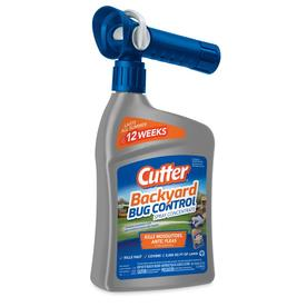 Cutter 32-oz Backyard Bug Control Spray Concentrate Ready-To-Spray