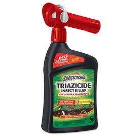 Spectracide 32-fl oz Triazicide Insect Killer for Lawns & Landscapes Concentrate Ready-To-Spray