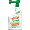 Cutter 32 Oz Natural Bug Control Spray Concentrate Ready-To-Spray