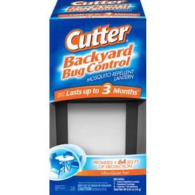 Cutter 1 Ct. Backyard Bug Control Mosquito Repellent Lantern