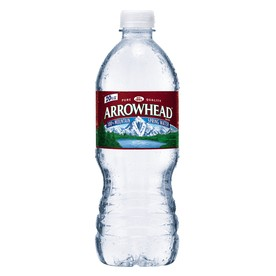 Shop Arrowhead 20 fl Oz Spring Water At Lowescom