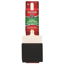 Wooster Synthetic Paint Brush (Common: 3-in; Actual: 3.1-in)