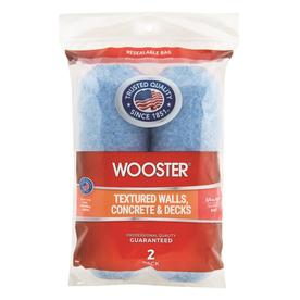 Wooster 2-Pack 9-in x 3/4-in High Capacity Roller Covers
