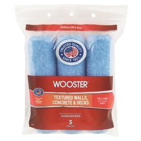 Wooster 3-Pack 9-in x 1/2-in High Capacity Roller Covers