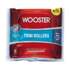 Wooster Synthetic Blend Regular Paint Roller Cover (Common: 4-in; Actual: 4-in)