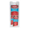 Wooster 2-Pack Polyester Nylon Blend Angle Sash Paint Brushes Variety Pack