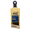 Blue Hawk Polyester Nylon Blend Angle Sash Paint Brush (Common: 2-in; Actual: 2.06-in)