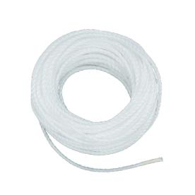 Lehigh 1/2-in x 200-ft White Twisted Nylon Rope