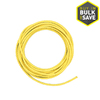 Lehigh 1/4-in Yellow Twisted Polypropylene Bulk Rope (By-the-Foot)