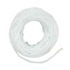 Lehigh 3/8-in x 100-ft White Twisted Nylon Rope