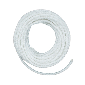 Lehigh 1/4-in x 100-ft Braided Nylon Rope (By-The-Roll)