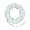 Lehigh 1/4-in x 50-ft White Braided Nylon Rope