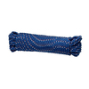 Lehigh 3/8-in x 100-ft Braided Polypropylene Rope (By-The-Roll)