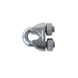 "Blue Hawk 1/4"" Chain Rope Clip"