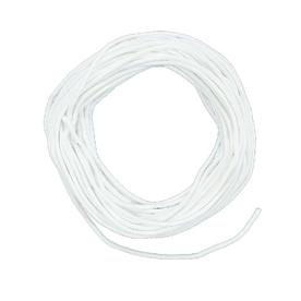 Lehigh 3/16-in x 100-ft White Braided Polypropylene Rope