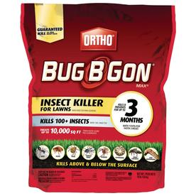 ORTHO 20-lb Bug B Gon Max Insect Killer for Lawns