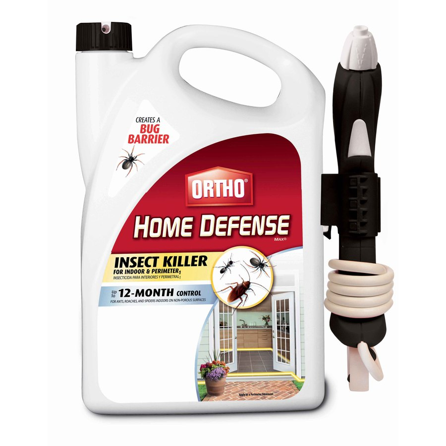 How To Use Ortho Home Defense In Homes