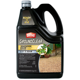 ORTHO 160-oz GroundClear Complete Vegetation Killer Ready-to-Use