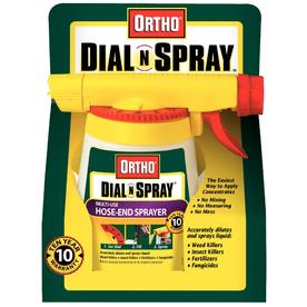 ORTHO 0.25-Gallon Plastic Tank Sprayer