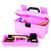 Flambeau 17-in Pink Tool Box