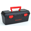 Project Source 13-in Black Plastic Tool Box