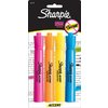 Sharpie Accent 4-count Assorted Sharpie Major Accents
