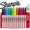 Sharpie 12-Pack Fine Assorted Permanent Markers