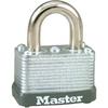 Master Lock Steel Regular Shackle Keyed Padlock