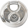 "Master Lock 2 3/4"" Stainless Steel Shield Padlock"