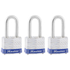 Master Lock 3-Pack 1-9/16