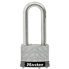 Master Lock 2.078-in W Steel Long Shackle Keyed Padlock