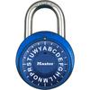 Master Lock 1.89-in W Steel Regular Shackle Keyed/Combination Padlock