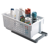 Rubbermaid 11-in W x 20-in D x 8.2-in H 1-Tier Wood Pull Out Cabinet Basket