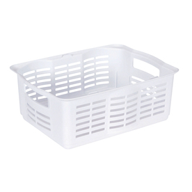 Rubbermaid 6-1/2-in W x 12-in H Plastic Basket