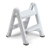 Rubbermaid 2-Step Plastic Step Stool