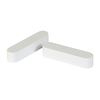 Rubbermaid Wardrobe Universal Rod Spacer Cap