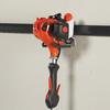 Rubbermaid FastTrack Garage 7.75-in Silver Steel Power Tool Holder