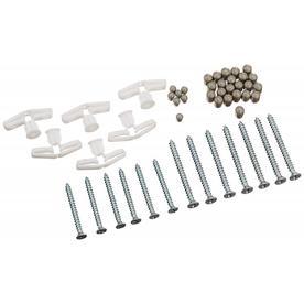 Rubbermaid FastTrack Adjustable Hardware Kit