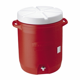 Rubbermaid 10-Gallon Beverage Cooler