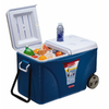 Rubbermaid 75-Quart Wheeled Plastic Chest Cooler