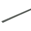 Rubbermaid Tough Stuff Garage 80-in L x 2-in H Gray Steel Pre-Drilled Storage Rails
