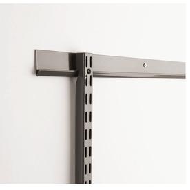 Rubbermaid Tough Stuff Garage 0.875-in W x 47.5-in L Gray Steel Upright