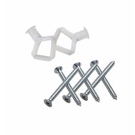 Rubbermaid Rail Hardware Pack