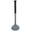 Rubbermaid 5-1/2-in Dia Rubber Plunger with 15-1/2-in Handle
