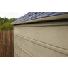 Rubbermaid Roughneck Gable Storage Shed (Common: 7-ft x 7-ft; Actual Interior Dimensions: 6.7-ft x 6.9-ft)
