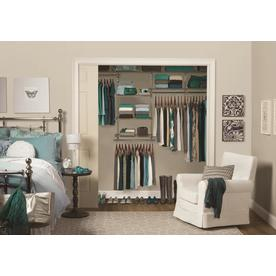 Home Storage & Organization Closet Organization Wire Closet Shelving