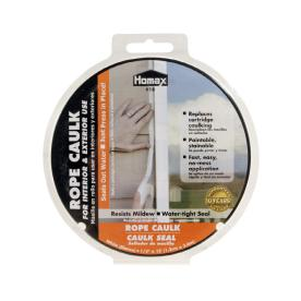 Homax 6.6 oz Specialty Window and Door Caulk