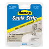 Homax White Showers Caulk Strip